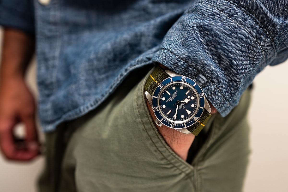58 チューダー 【チューダー】ブラックベイ58、人生初の時計をついに手に入れた!