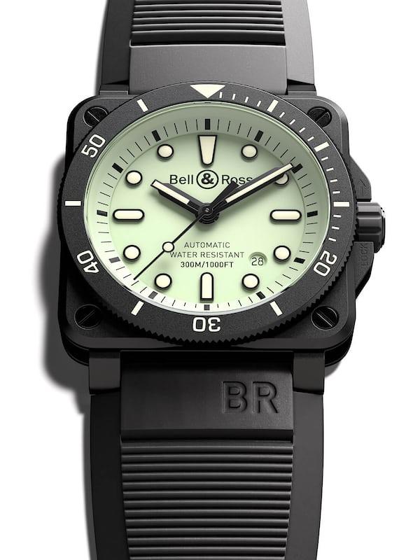 BR03-92 ダイバー フル ラム