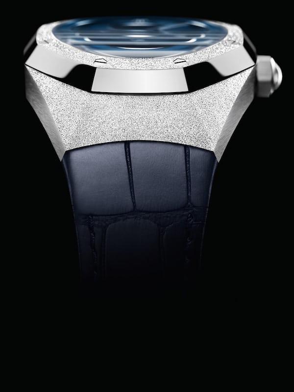 オーデマ ピゲ ロイヤル オーク コンセプト フロステッドゴールド フライング トゥールビヨンのラグ