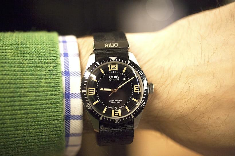 Oris Diver's Sixty Five