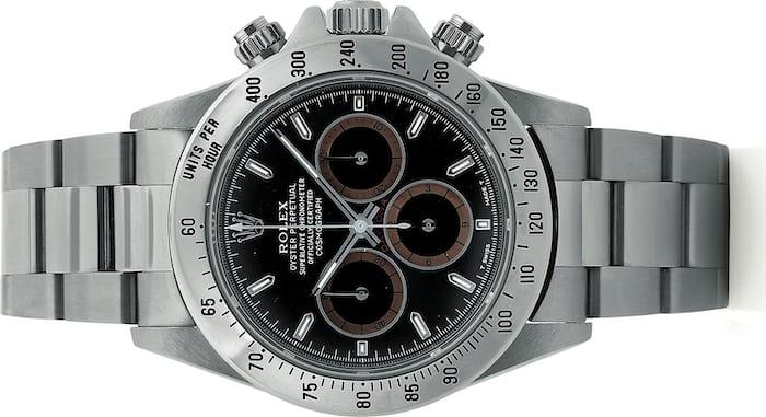 Rolex Daytona reference 16520.