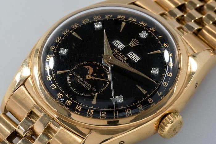Rolex Bao Dai