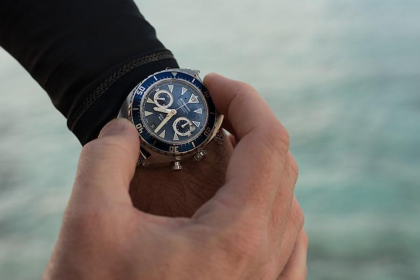 Eterna diver chronometer
