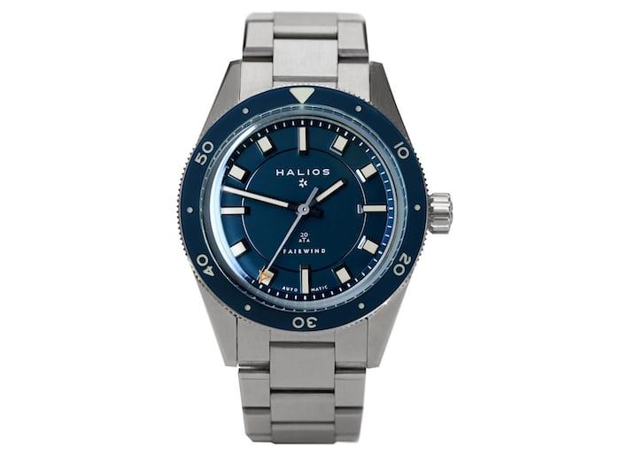 Halios dive watch