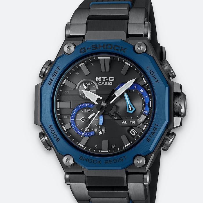 G- Shock MTG-B2000B-1A2 watch